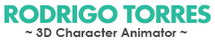 Rodrigo Torres – 3d Character Animator